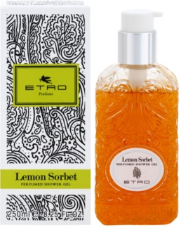 Etro Lemon Sorbet gel de dus unisex 250 ml