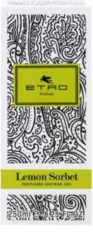 Etro Lemon Sorbet gel doccia unisex 250 ml