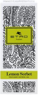 Etro Lemon Sorbet sprchový gél unisex 250 ml