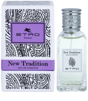 Etro New Tradition eau de toilette unisex 50 ml