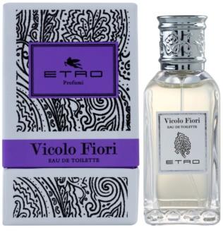 Etro Vicolo Fiori eau de toilette per donna 50 ml