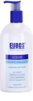 Eubos Basic Skin Care Blue очищуюча емульсія без ароматизатора