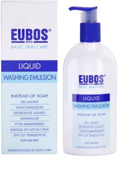 Eubos Basic Skin Care Blue mycí emulze bez parfemace
