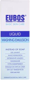 Eubos Basic Skin Care Blue tisztító emulzió parfümmentes