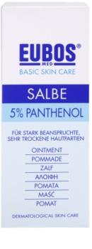 Eubos Basic Skin Care ungüento reparador para pieles muy secas