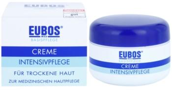 Eubos Basic Skin Care produs hrănitor pentru ten uscat sensibil si foarte uscat