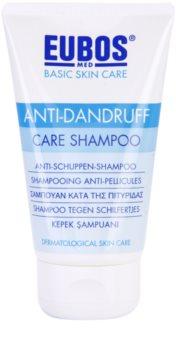 Eubos Basic Skin Care szampon przeciwłupieżowy z pantenolem