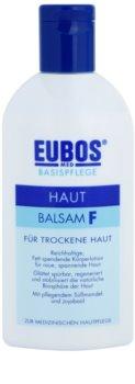 Eubos Basic Skin Care F bálsamo corporal para pele seca