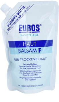 Eubos Basic Skin Care F Body Balm for Dry Skin Refill