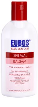 Eubos Basic Skin Care Red baume corps hydratant pour peaux normales