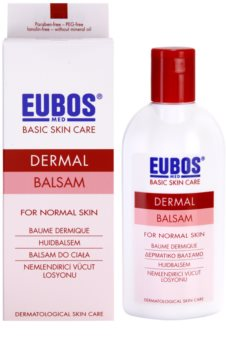 Eubos Basic Skin Care Red hydratačný telový balzam pre normálnu pokožku