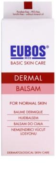 Eubos Basic Skin Care Red balsam de corp hidratant pentru piele normala
