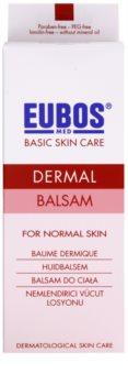 Eubos Basic Skin Care Red Moisturizing Body Balm For Normal Skin