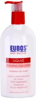Eubos Basic Skin Care Red mycí emulze bez parabenů