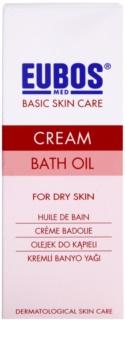 Eubos Basic Skin Care Red olje za kopel za suho in občutljivo kožo
