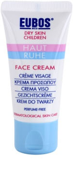 Eubos Children Calm Skin leichte Creme regeneriert die Hautbarriere