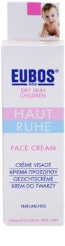 Eubos Children Calm Skin ľahký krém pre obnovu kožnej bariéry