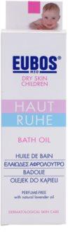 Eubos Children Calm Skin fürdő olaj a finom és sima bőrért