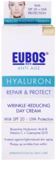 Eubos Hyaluron crema protectora antiedad  SPF 20
