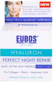 Eubos Hyaluron intensive Nachtpflege gegen Falten