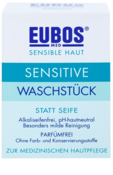 Eubos Sensitive Bar Soap Fragrance-Free