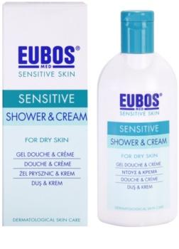 Eubos Sensitive Duschcreme mit Thermalwasser