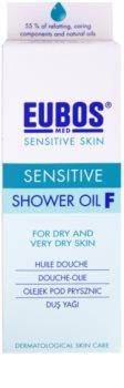 Eubos Sensitive aceite de ducha para pieles secas y muy secas