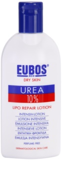 Eubos Dry Skin Urea 10% Nourishing Body Milk For Dry And Itchy Skin