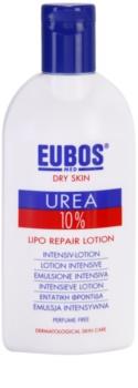 Eubos Dry Skin Urea 10% odżywcze mleczko do ciała do skóry suchej i swędzącej