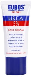 Eubos Dry Skin Urea 5% Intensief Hydraterende Crème  voor het Gezicht