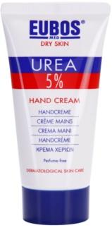 Eubos Dry Skin Urea 5% creme protetor e hidratante para pele muito seca