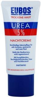 Eubos Dry Skin Urea 5% hranilna nočna krema za občutljivo in netolerantno kožo