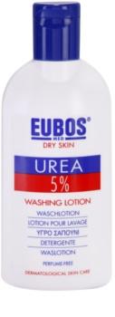 Eubos Dry Skin Urea 5% tekoče milo za zelo suho kožo