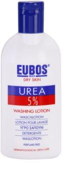 Eubos Dry Skin Urea 5% рідке мило для дуже сухої шкіри