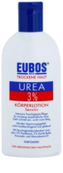 Eubos Dry Skin Urea 3% leche corporal para pieles sensibles