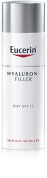 Eucerin Hyaluron-Filler Tagescreme gegen Falten für normale Haut und Mischhaut