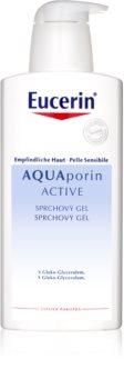 Eucerin Aquaporin Active gel de douche pour peaux sensibles