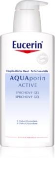 Eucerin Aquaporin Active gel za prhanje za občutljivo kožo