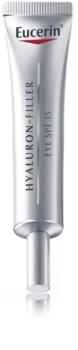 Eucerin Hyaluron-Filler околоочен крем против дълбоки бръчки