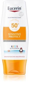 Eucerin Sun Kids молочко захисне  для дітей SPF 50+