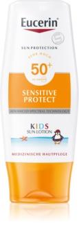 Eucerin Sun Kids ochranné mléko pro děti SPF50+