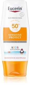 Eucerin Sun Kids schützende Hautmilch für Kinder SPF 50+
