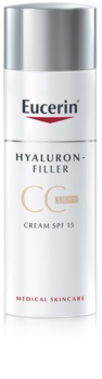 Eucerin Hyaluron-Filler CC Cream Against Deep Wrinkles SPF 15