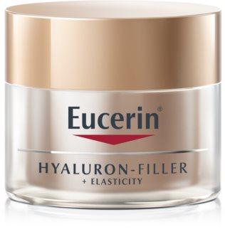 Eucerin Elasticity+Filler crème de nuit nourrissante intense pour peaux matures