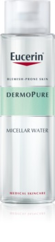 Eucerin DermoPure acqua micellare detergente per pelli problematiche