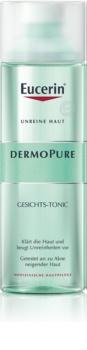 Eucerin DermoPure lotion purifiante visage pour peaux à problèmes