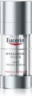 Eucerin Hyaluron-Filler sérum refrescante e de preenchimento para a noite