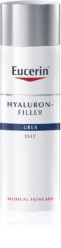 Eucerin Hyaluron-Filler Urea dnevna krema proti gubam za zelo suho kožo