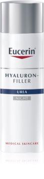 Eucerin Hyaluron-Filler Urea noční protivráskový krém pro velmi suchou pleť