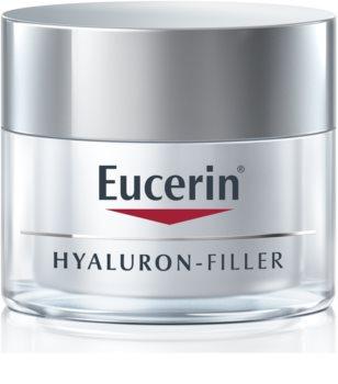 Eucerin Hyaluron-Filler creme de dia antirrugas para pele seca
